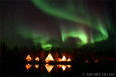 Summer Aurora Yellowknife 3N4D (8/12~10/11)